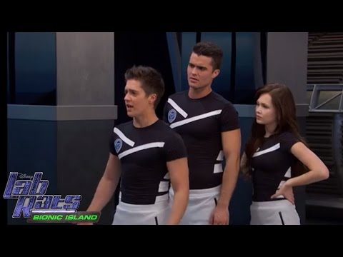 The Vanishing 2/3 | Lab Rats | Disney XD