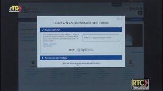 Agenzia delle Entrate/ Dichiarazione precompilata 2018 RTC