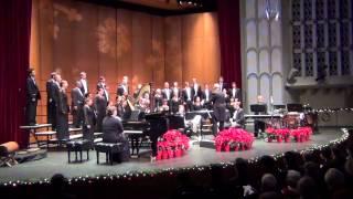 "USC Chamber Singers: ""Benedicamus Domino"" by Peter Warlock"