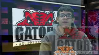 Arlington Gator News S2-E 1