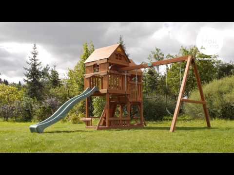 В Черкесске сгорела детская игровая площадкаиз YouTube · Длительность: 46 с
