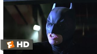 The Battle for Gotham - The Dark Knight (7/9) Movie CLIP (2008) HD