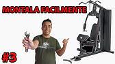 Decorativo encima Lirio  Adidas Home Gym Review - 17 Exercise Variations - YouTube