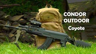 Batoh CONDOR OUTDOOR - Coyote