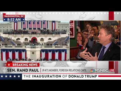 Rand Paul Answers Questions on How His Bill Will Solve Obamacare