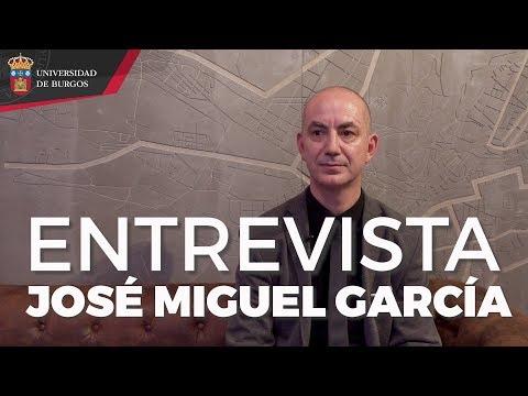 Entrevista a José Miguel García en Cerveza con Ciencia Universidad de Burgos