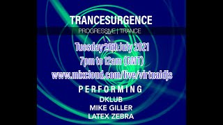 Virtual DJS Trancesurgence Presents - DKLUB