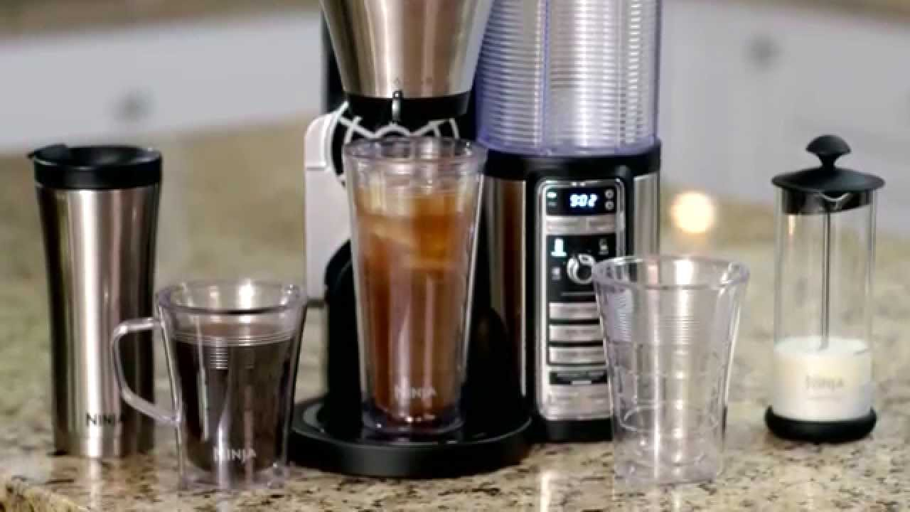 Ninja Coffee Bar Accessories Youtube
