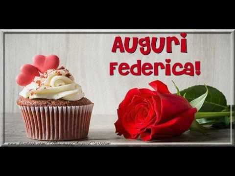 Amato Tanti auguri a te Federica! - YouTube LL34