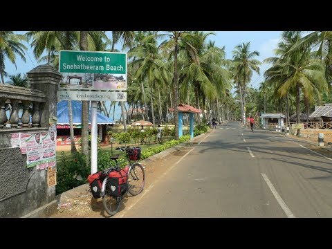 Beautiful Kerala Road Trip | Kodungallur to Guruvayur - Part -3  | رحلتي الي كيرلا