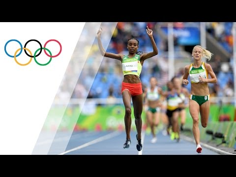 Rio Replay: Women's Steeple Chase Final