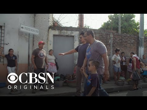 Illegal immigrant raised in America and deported back to El Salvador struggles to feel at home