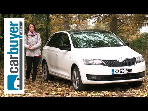 Skoda Rapid Spaceback 2013 review CarBuyer