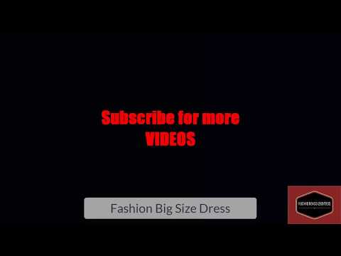fashion weekend plus size beautiful dreses -new york fashion week