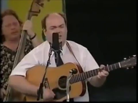 Dark Hollow - JD Crowe and the New South 1999 KET Festival of the Bluegrass