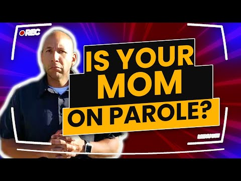 """California State Parole Office with Nasty Nathanial """"are you on parole?"""" """"is your MOM on parole?"""""""