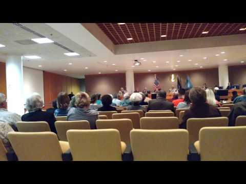 Greenville County Council: 15 NOV 16 - Land Development Regulations revision, 1 of 3