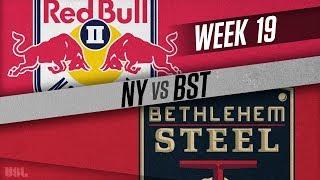 New York Red Bulls II vs Bethlehem Steel FC: July 18, 2018
