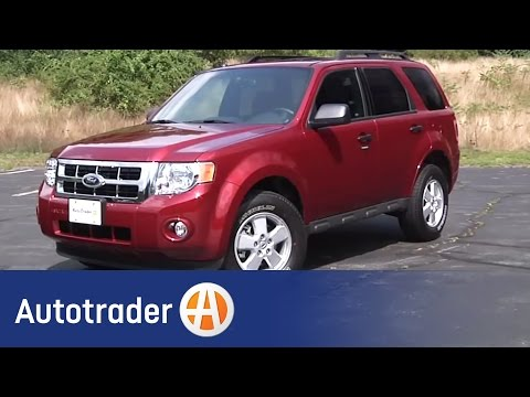 2012 Ford Escape -  SUV | New Car Review | AutoTrader