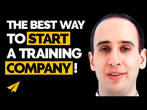 How to start a training / consulting company - Ask Evan
