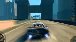 """Game Fails: Saint's Row 3 """"Underpassed"""""""