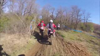 Torn ICE Village Creek Moto 1 Over 40 Am