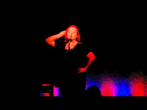Brandi Lacy singing 'Raunchy'