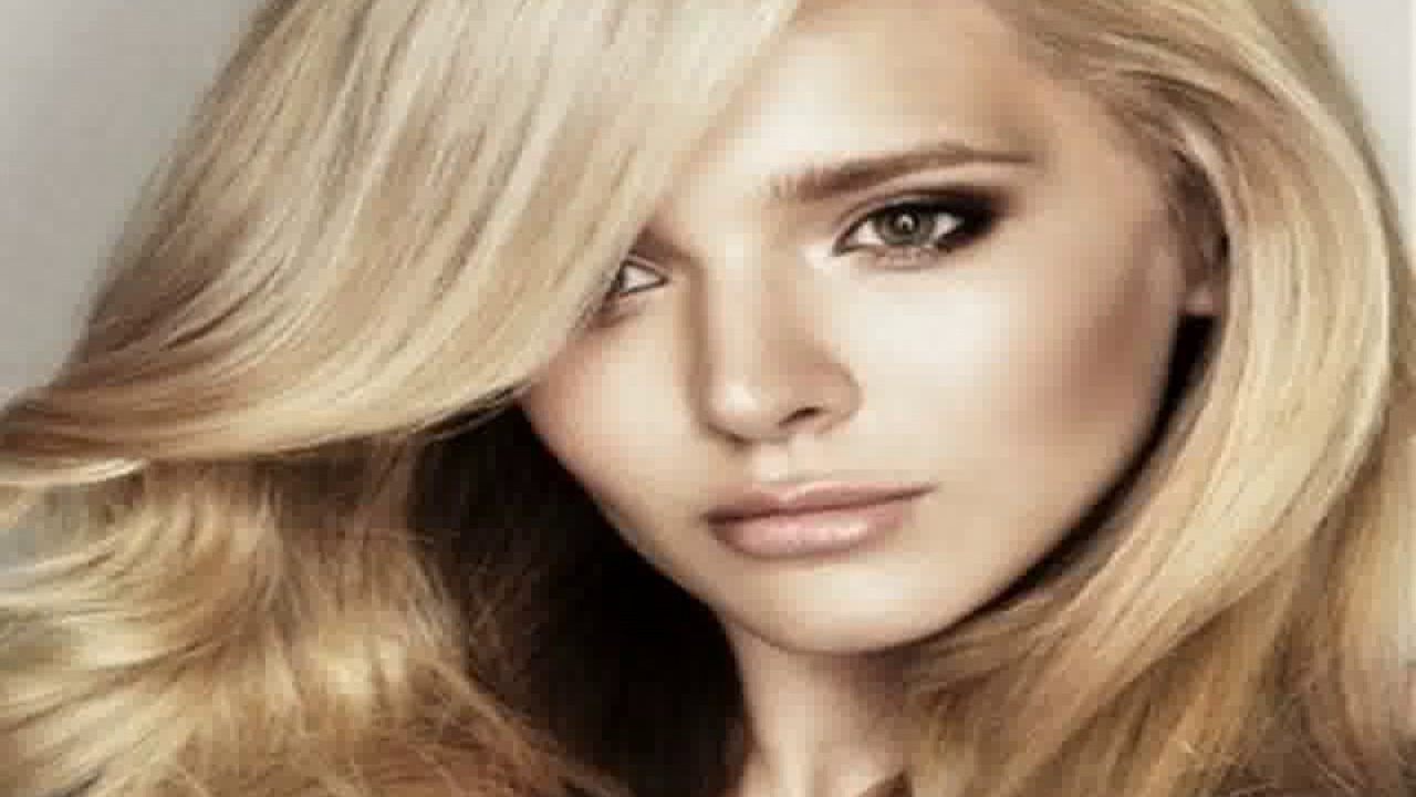 Cool Blonde Hair Color Ideas Youtube