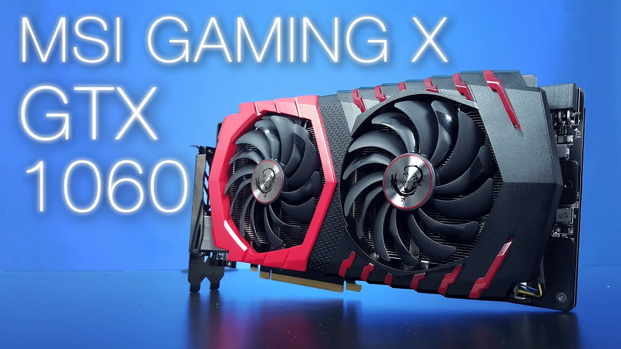 6 Best GTX 1060 Graphics Card For 2019 - The Complete Buying