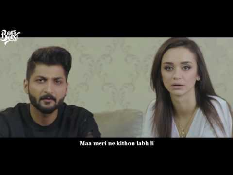 Blah Blah Blah LYRICSCC & BASS BOOSTED  Bilal Saeed Feat Young Desi