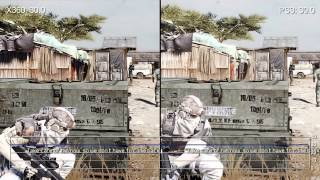 Ghost Recon: Future Soldier Xbox 360/PS3 Engine Frame-Rate Analysis