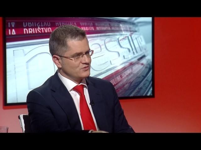 Vuk Jeremic o finansiranju kampanje PRESSING N1 TV