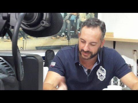 Carnaval y Punto Tv. Entrevista a Manuel Morera. 15-09-2016.