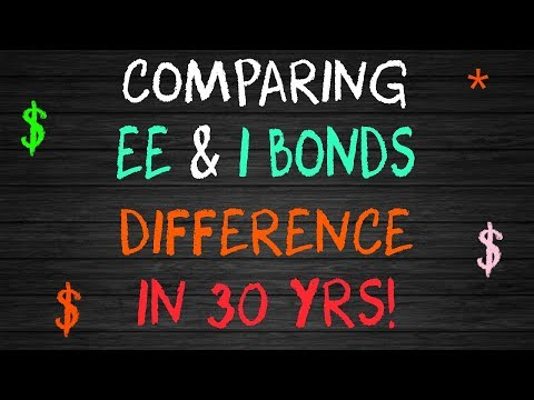 Government Securities Bonds - EE & I Savings Bonds / Treasury Bonds Comparison Part 3