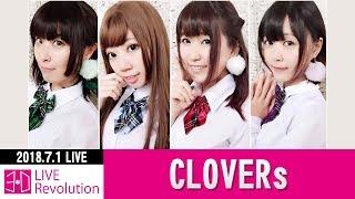 CLOVERs クローバーs https://twitter.com/clovers_tw https://www.face...