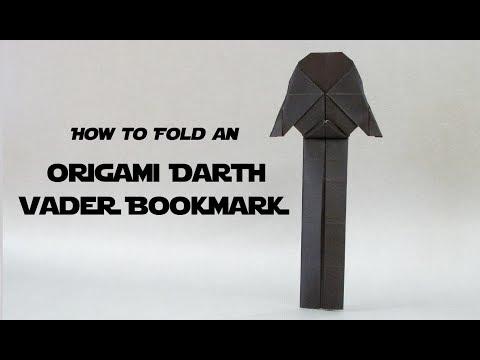 DIS.MITH: Darth Vader origami diagram | Origami, Ideias, Star wars | 360x480