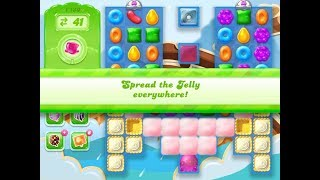 Candy Crush Jelly Saga Level 1130 (No boosters)