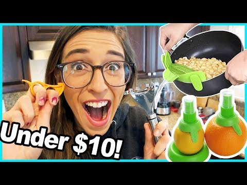 Testing Cheap Kitchen Gadgets