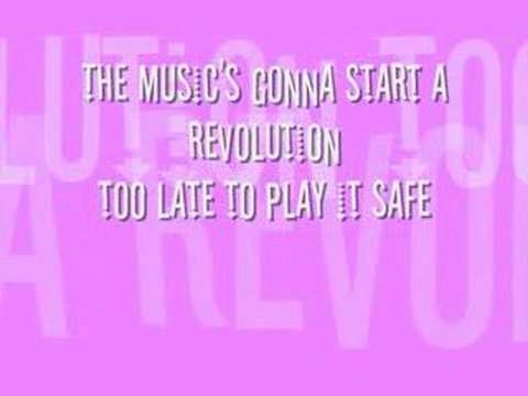 Pumpin Up the Party Now-hannah montana-lyrics