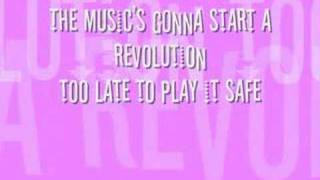 Pumpin Up the Party Now-hannah montana-lyrics