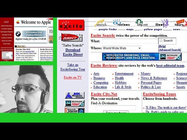 Web design del 2000. È cambiato qualcosa?
