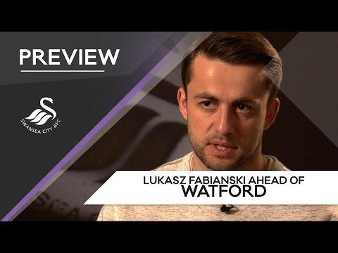 Swans TV - Preview: Lukasz Fabianski on Watford