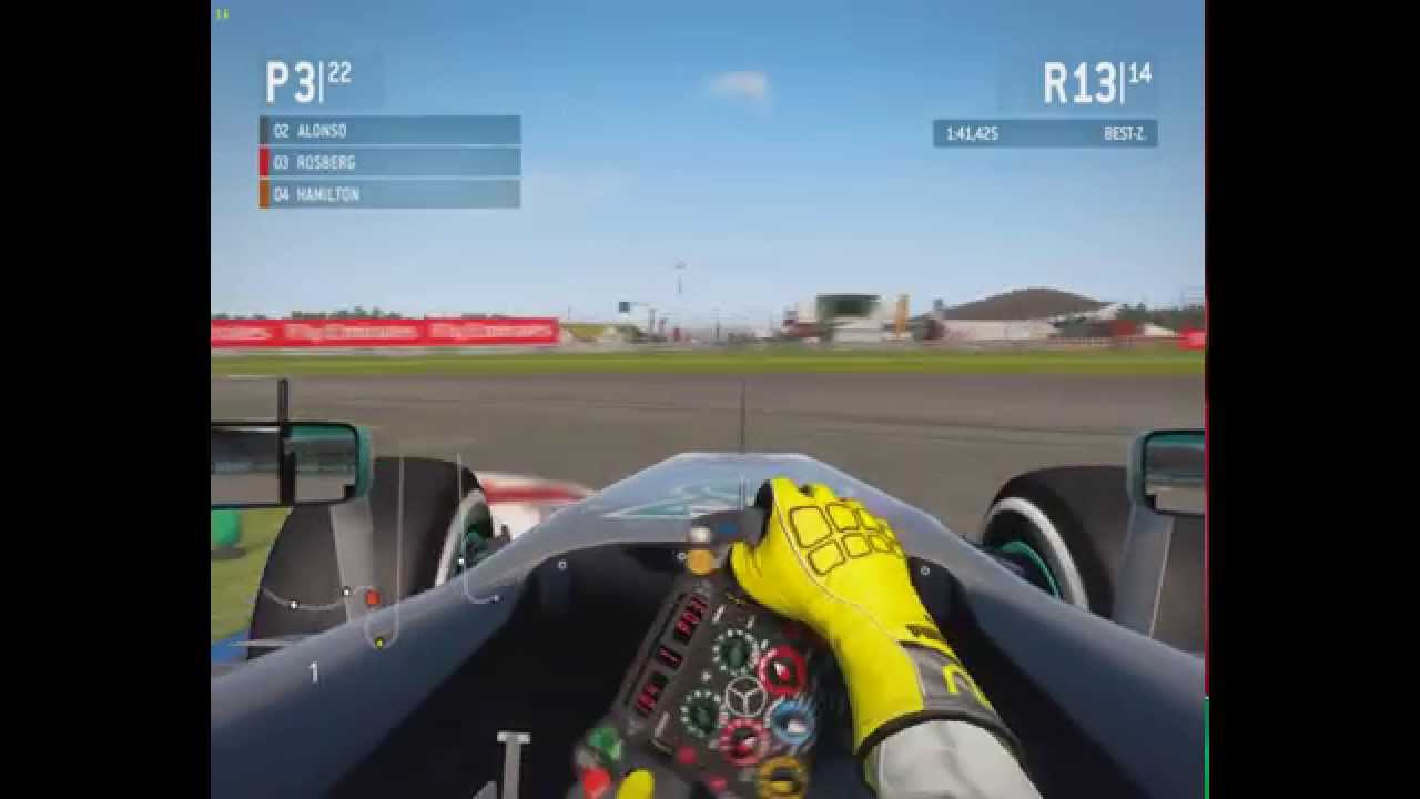 formel 1 onboard cockpit malaysia rosberg 2014 pc youtube. Black Bedroom Furniture Sets. Home Design Ideas