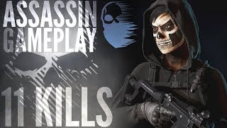 Ghost War - Assassin Gameplay 11/0 - Mezzatron