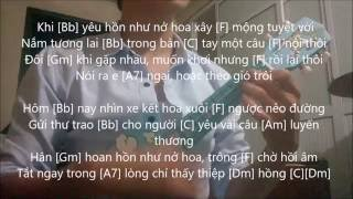 [Ukulele tutorial] Hướng dẫn một số cách chơi đặc biệt _ biến tấu cho bài hát của bạn hay hơn