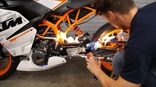 Will WD-40 Destroy Your Motorcycle Chain O-Rings? | MC GARAGE