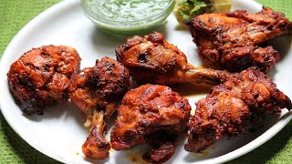Tandoori Chicken Recipe - How to Cook Tandoori Chicken