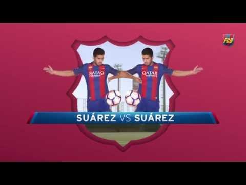 What can Luis Suárez remember about his FC Barcelona career so far?