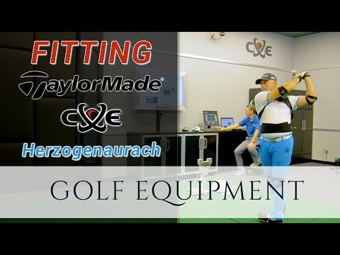 Fitting TaylorMade | Center of Excellence | Herzogenaurach | Part 2