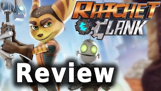 Ratchet & Clank PS4 Review (Video Game Video Review)